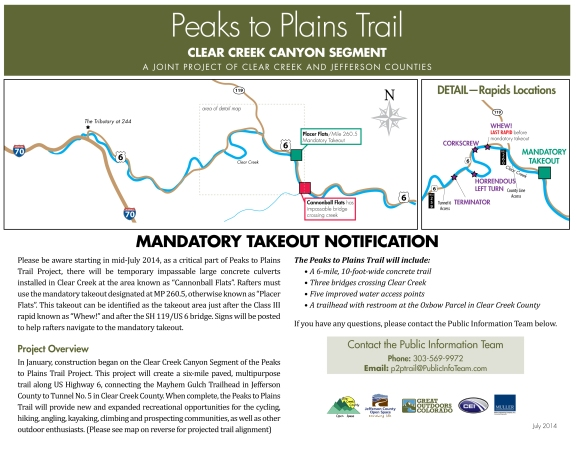 Peaks to Plains Trail