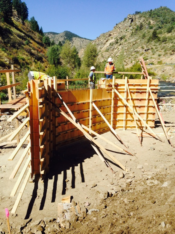 Cannonball West Framing
