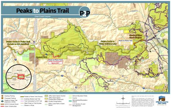 P2P GOCO Funded Mouth of Clear Creek Canyon Segment